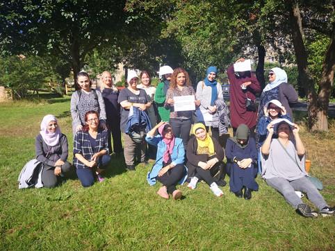 Projekt Q - et frivilligt fællesskab