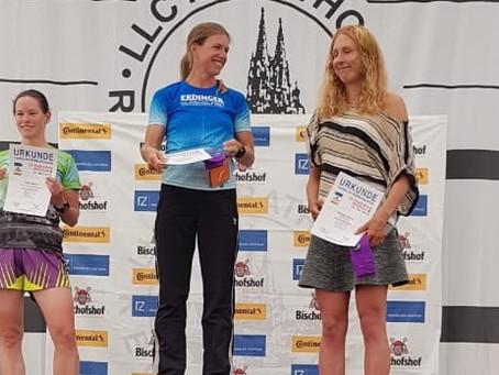 Sieg beim Regensburger Dreiviertelmarathon