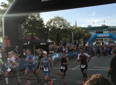 Disqualifikation beim Ironman Hamburg