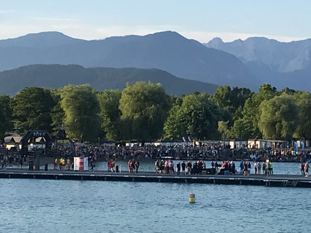 Emotionen pur: Ironman Klagenfurt