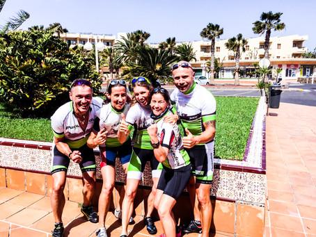 Triathlon Camp auf Lanzarote - Frühbucher Rabatt endet am 30.09.2018