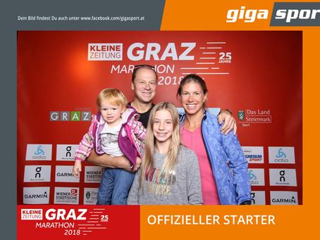 Marathonwochenende in Graz