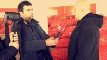 Amasya Oluzlu Tarım Yönetim Kurulu Başkanı Celalettin Çelik'in Cihanhaber ajansına verdigi röpo