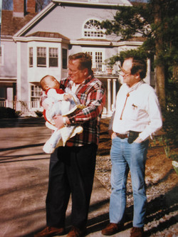 Baby Richard with Patrick