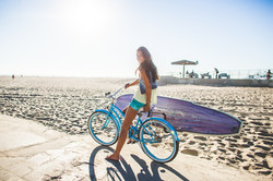 summer-beach-cruiser-bike