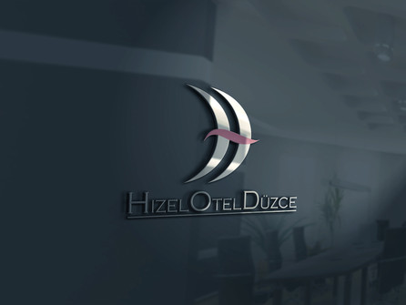Hızel Otel Düzce Logo Tasarımı