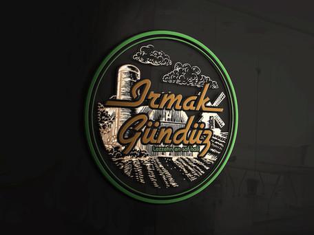 Irmak Gündüz Logo Tasarımı