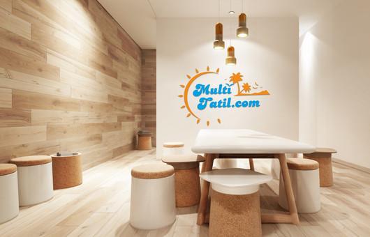 Mutlitatil.com logo tasarımı