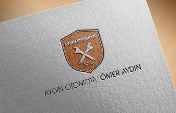 Aydın Otomotiv Logo Tasarımı