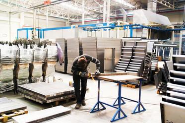 Üretim ve Fabrika Çekimi