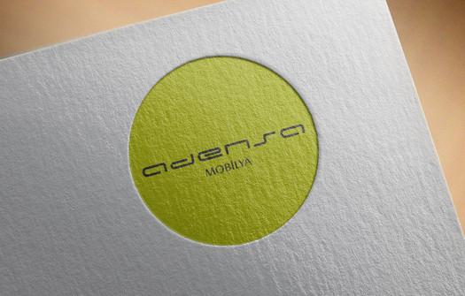 Adensa Metal ve Mobilya Logo Tasarımı