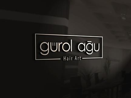 Gürol Agu Logo Tasarımı
