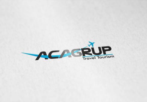 Aca Grup Turizm Logo Tasarımı
