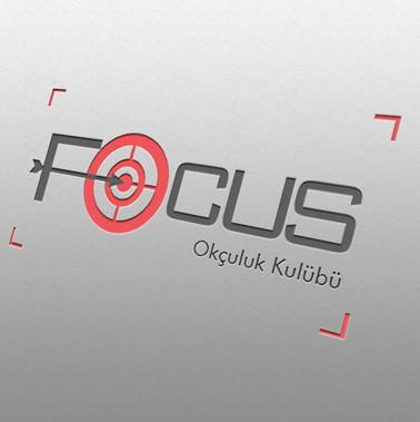Focus Okçuluk Klübü Logo Tasarımı