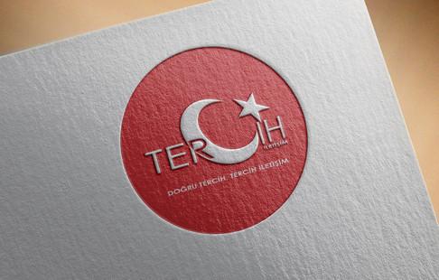 Tercih İletişim Logo Tasarımı