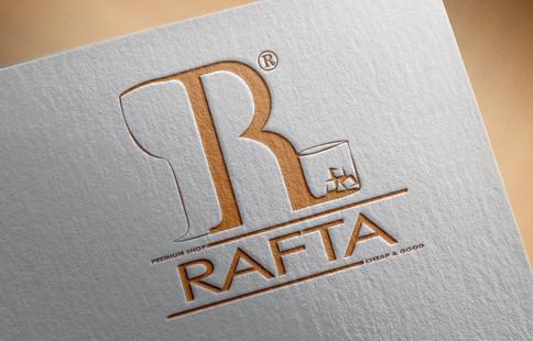 Rafta Pub Logo Tasarımı