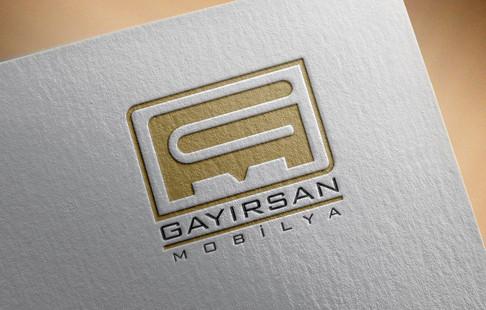 Gayırsan Mobilya Logo Tasarımı