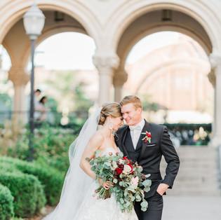 San Diego Wedding at The Prado Balboa Park