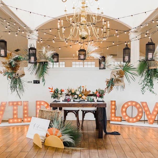 Engaged: Wild Love with Exquisite Weddings Magazine
