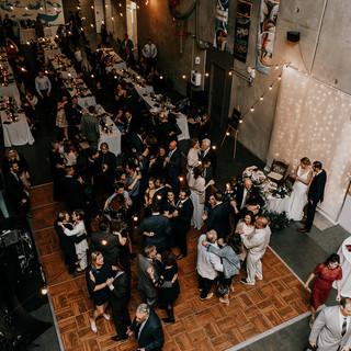 New Childrens Museum Wedding San Diego