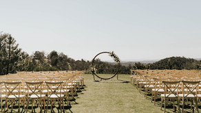 A Sacred, Outdoor Wedding in San Diego County