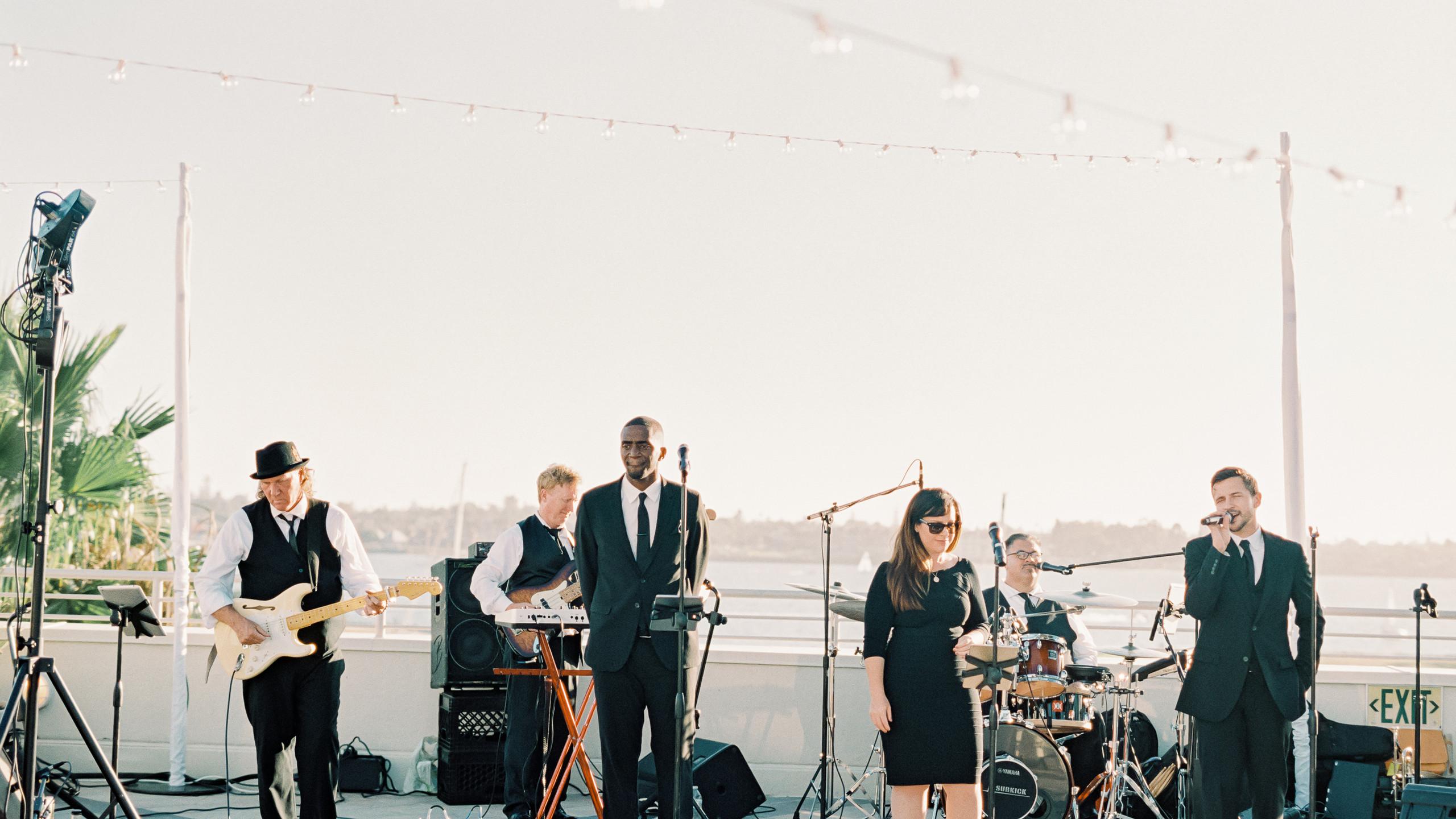 Fall San Diego Wedding