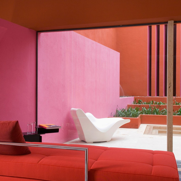 A Playful Expression with Pantone's Color of the Year: Living Coral