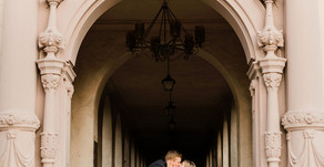 The Prado: A Historic San Diego Wedding