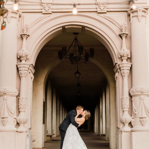 The Prado: A Historic San Diego Wedding