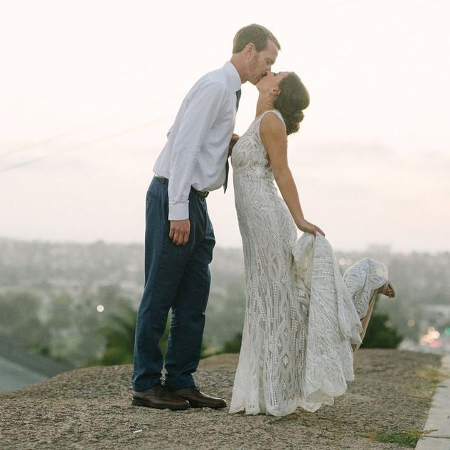 San Diego Mission Bay Wedding