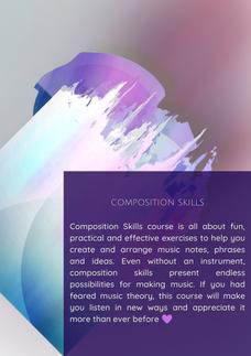 Composition Skills