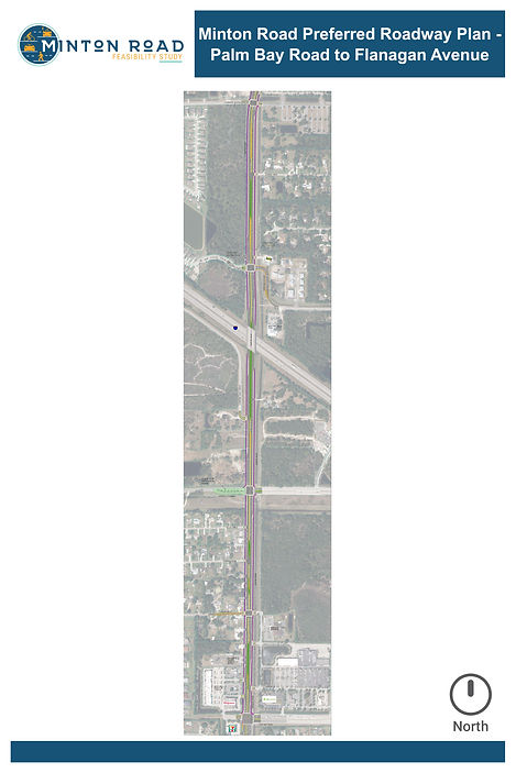 Preferred Roadway Plan_PalmB to Flan_202