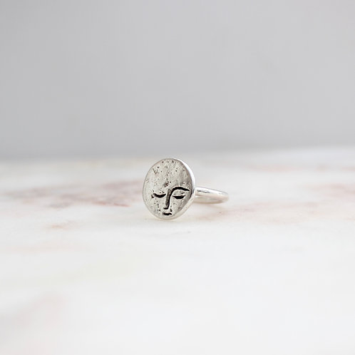 LITTLE MOON RING