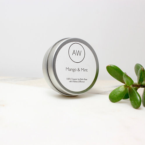 MANGO & MINT LIP BALM