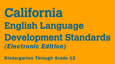CA ELD State Standards