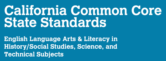 CA ELA Common Core Standards