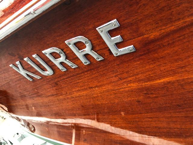 Essbåten Kurre II 1935