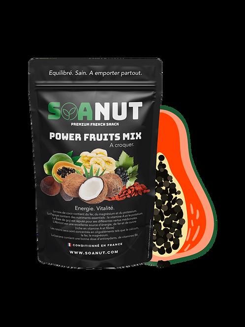 Power Fruits Mix.