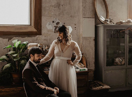 5 fotógrafos/as de boda que te sorprenderán