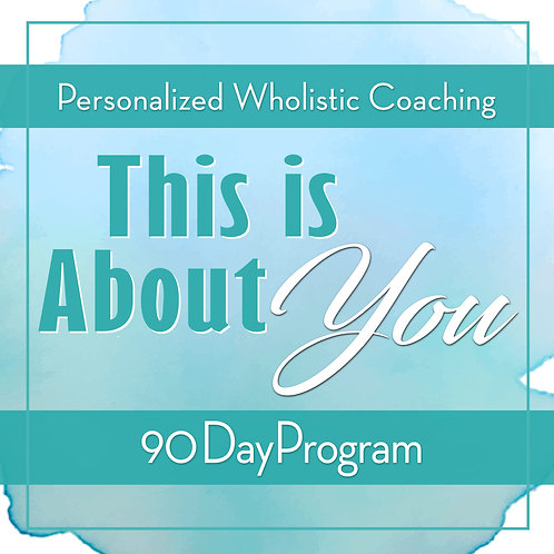 Personilized Wholistic Coaching