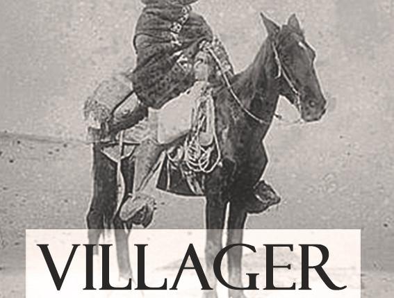 Johannes Lang - Villager