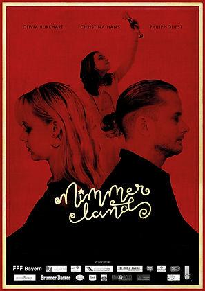 Filmplakat Nimmerland Wolfgang Himmler (2021)