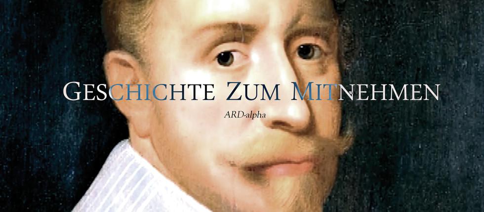 """""""Geschichte zum Mitnehmen"""" auf ARD-alpha"""