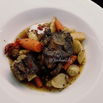 One-Pot Dinners- Oxtail