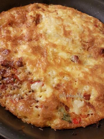 Pancetta Frittata
