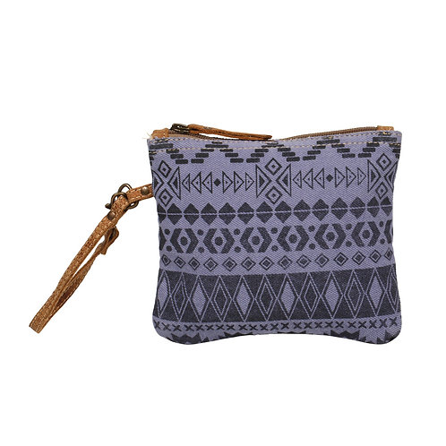 **Myra Bags Purple Tribe Pouch S-1238