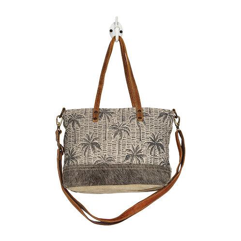 **Myra Bags Beach Palm Small & Crossbody Bag S-1248