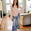 Thumbnail: *The Rylie Wide Leg Jeans