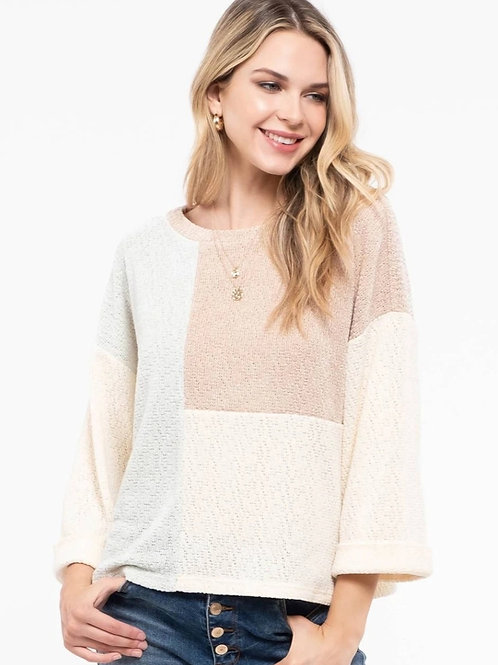 *Soon To Be Spring Sweater
