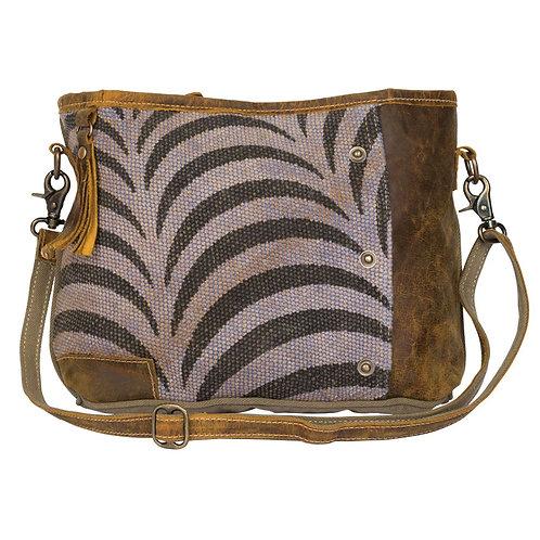 *Myra Bags Stripy Shoulder Bag-2211